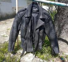 Продам кожаную куртку - Мотоаксессуары, экипировка в Феодосии