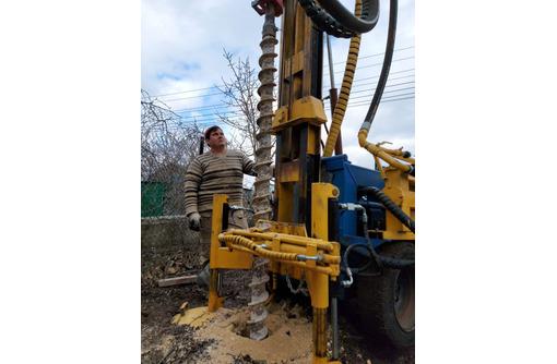 Бурение скважин в Саках – поможем навсегда забыть о проблемах с водоснабжением! - Бурение скважин в Саках