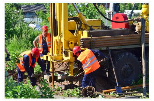 Бурение скважин в Алуште – работаем для вас на участках любой сложности! - Бурение скважин в Алуште