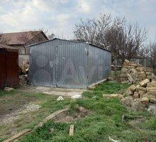 Металлический гараж, 20 м² - Продам в Евпатории
