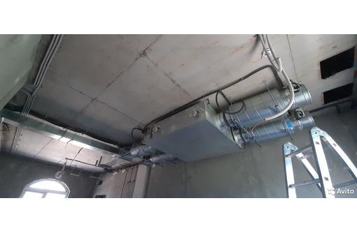 Монтаж систем вентиляции - Кондиционеры, вентиляция в Севастополе
