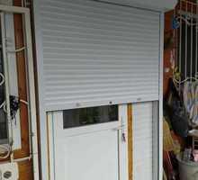 Рольставни на окна и двери. ООО «Авантаж Люкс» - Шторы, жалюзи, роллеты в Ялте