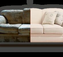 Перетяжка и ремонт мягкой мебели - Сборка и ремонт мебели в Симферополе
