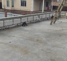 Ремонт крыш (еврорубероид) - Кровельные работы в Крыму