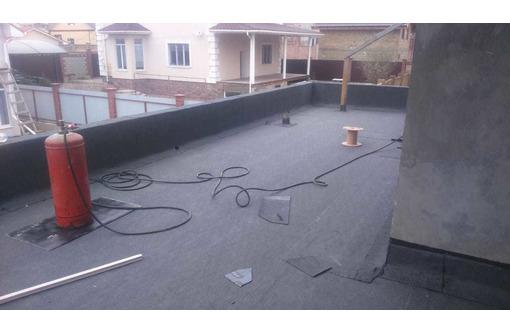 Ремонт крыш (Еврорубероид) - Кровельные работы в Алуште