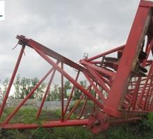 Стрела крана башенного КБ-403 - Продажа в Крыму