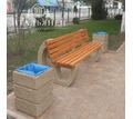 Продаем скамейки уличные в Крыму от производителя - Ландшафтный дизайн в Симферополе