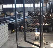 Калитки, ворота навесы козырьки перила скамейки лестницы закладные любые металлоконструкции - Металлические конструкции в Севастополе