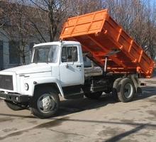 Вывоз строительного мусора сыпучка, ветки, земля, камни, бытовые отходы и т. д. - Вывоз мусора в Феодосии