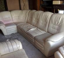 Перетяжка мягкой мебели - Сборка и ремонт мебели в Ялте