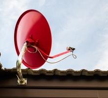 Установка антенн - эфир, Триколор, НТВ, МТС, DVB-T2 и др - Спутниковое телевидение в Ялте
