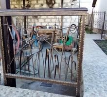 ограждения из металла и дерева, - Металлические конструкции в Крыму