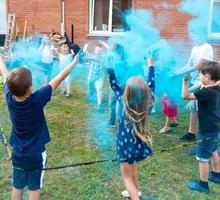 Фестиваль красок холи на детский праздник - Свадьбы, торжества в Севастополе
