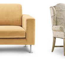 Перетяжка мягкой мебели, пошив чехлов на мебель - Сборка и ремонт мебели в Ялте