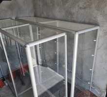 Витрины стеклянные - Специальная мебель в Черноморском