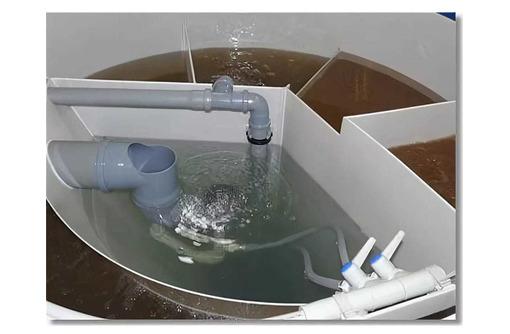 Септик премиум класса AUGUST АТ 6 6-го поколения - Сантехника, канализация, водопровод в Феодосии