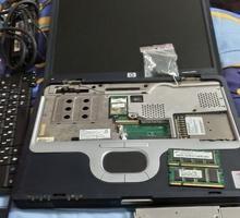 Ноутбук HP compaq nc 6000 на запчасти. - Запчасти для ноутбуков в Ялте