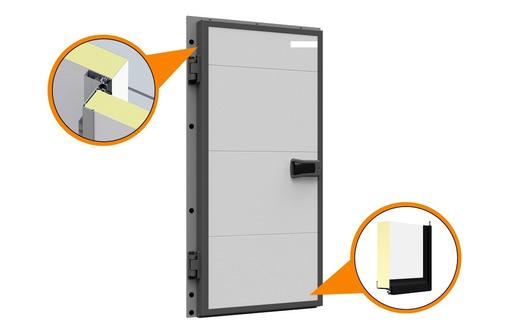 Холодильные Двери Двери для Морозильных Камер Овощехранилищ - Продажа в Севастополе