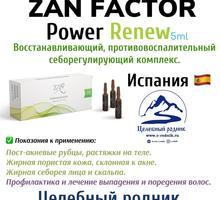Коктейль ZAN FACTOR Power Renew 5мл - Товары для здоровья и красоты в Черноморском