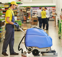 В клининговую организацию требуются уборщики(-цы). - Рабочие специальности, производство в Севастополе