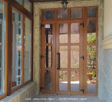 Двери пластиковые ПВХ - Входные двери в Гурзуфе