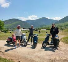 Прокат скутеров Honda Севастополь - Прокат мототранспорта в Севастополе