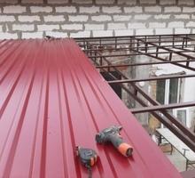 ИЗГОТОВЛЕНИЕ И  МОНТАЖ МЕТАЛЛОКОНСТРУКЦИЙ В СЕВАСТОПОЛЕ - Металлические конструкции в Севастополе