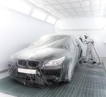 Покраска автомобиля, кузовной ремонт (автосервис) - Ремонт и сервис легковых авто в Крыму