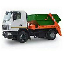 Услуги по вывозу строительного мусора в Форосе – ИП Волчков А.Н.: качественная работа, лицензия! - Вывоз мусора в Крыму
