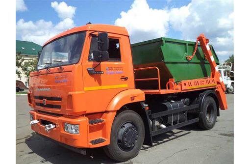 Услуги по вывозу строительного мусора в Форосе – ИП Волчков А.Н.: качественная работа, лицензия! - Вывоз мусора в Форосе