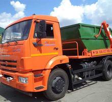 Вывоз строительного мусора в Ялте – ИП Волчков А.Н.: имеется лицензия! - Вывоз мусора в Крыму