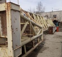 Монтажная стойка крана башенного КБ-674А - Продажа в Крыму