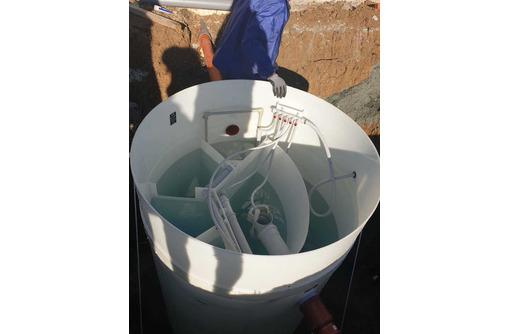 Септик премиум класса AUGUST 6-го поколения - Сантехника, канализация, водопровод в Алуште