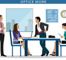 Менеджер по работе с клиентами. - Реклама, дизайн, web, seo в Ялте