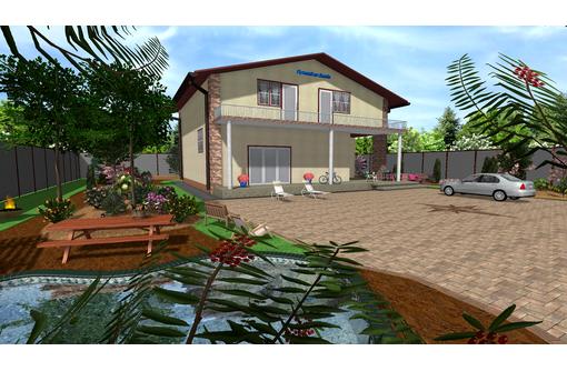 Новый 2х эт. дом, 7-й км, 5соток ИЖС. Любая форма оплаты: нал/безнал, ипотека,мат.капитал - Дома в Севастополе