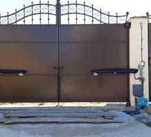 Ворота, роллеты, шлагбаумы (продажа и установка) - Заборы, ворота в Севастополе