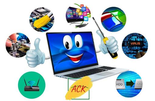 Компьютеры, офисное оборудование в Феодосии - ООО «АСК»: огромный выбор, профессиональная работа! - Комплектующие и запчасти в Феодосии