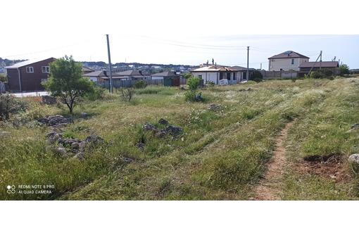 Продам участок 8 сот, 2 заезда, Монастырское шоссе - Участки в Севастополе