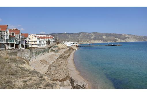 Продается участок 4 сот с домиком в Крыму у моря. - Участки в Феодосии