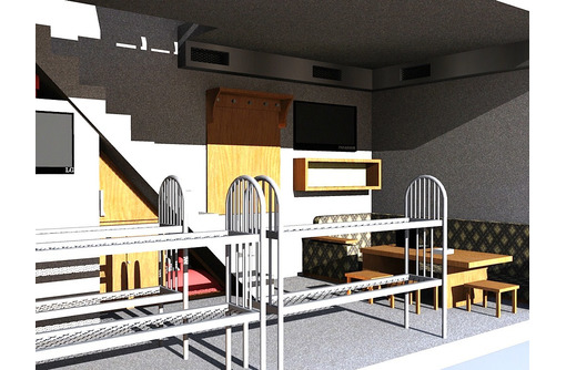 Строим бункер в гараже и  в беседки - Строительные работы в Севастополе