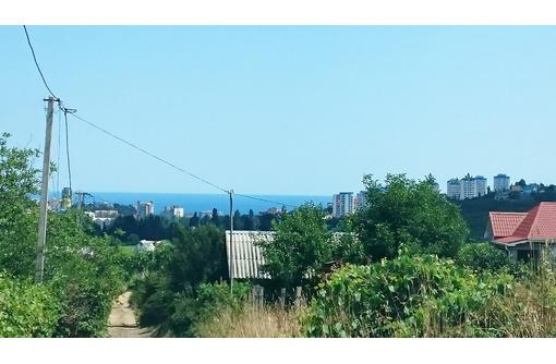 Рядом Алушта, видно море. Продаётся земля ИЖС. - Участки в Алуште