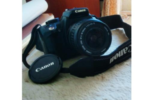 Продам цифровой фотоаппарат Canon в отличном состоянии. - Отдых, туризм в Севастополе