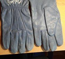 Рабочие кожаные перчатки (Норвегия) - Спецодежда в Бахчисарае