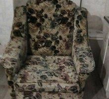 Удобное кресло в отличном состоянии - Мягкая мебель в Евпатории