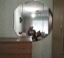 Круглое  зеркало - Мебель для спальни в Евпатории