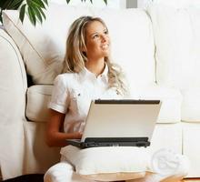 В компанию требуются сотрудницы онлайн - Работа на дому в Гурзуфе