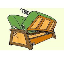 Перетяжка и ремонт мягкой мебели - Мягкая мебель в Севастополе