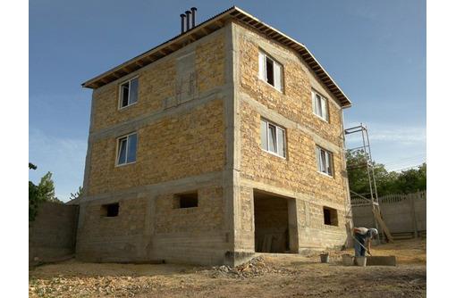 Строительство домов под ключ в Черноморском – ИП Борисов: построим дом вашей мечты! - Строительные работы в Черноморском