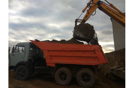 Вывоз строительного мусора, хлама, грунта. Быстро и качественно. - Вывоз мусора в Севастополе