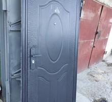 Дверь входная металлическая б/у - Двери входные в Севастополе